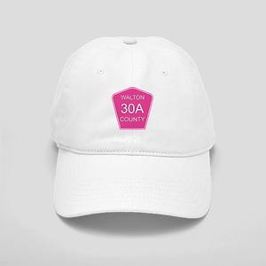 Pink 30A Cap