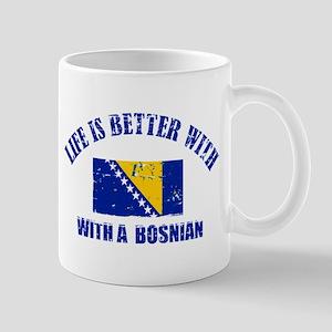 bosnia designs Mugs