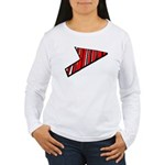 Where Are You Going? Women's Long Sleeve T-Shirt