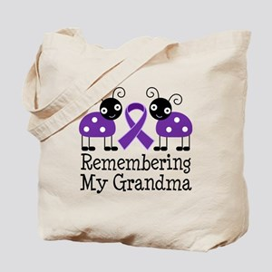 Remembering Grandma Alzheimer's Tote Bag