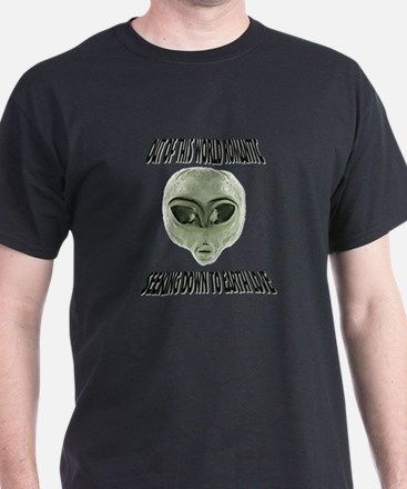 ALIEN CLASSIFIED T-Shirt
