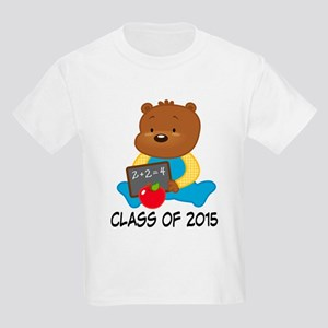 Class of 2015 Teddy Bear Kids Light T-Shirt