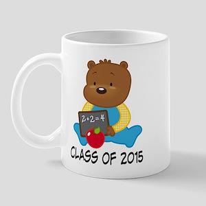 Class of 2015 Teddy Bear Mug