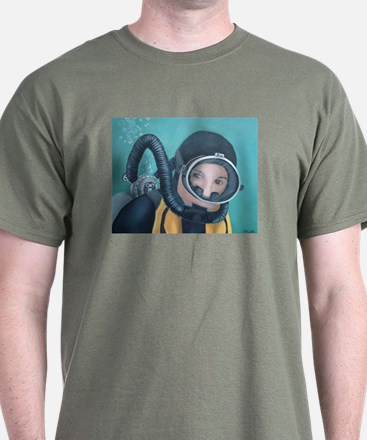 Double Hose Diver T-Shirt