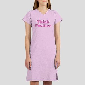 Think Positive Women's Nightshirt