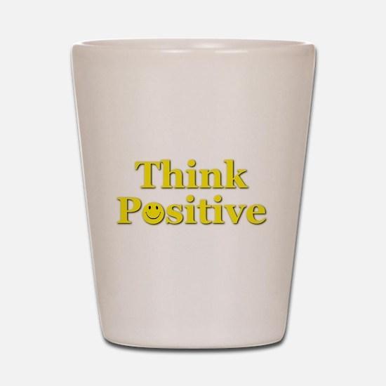Positive Shot Glass
