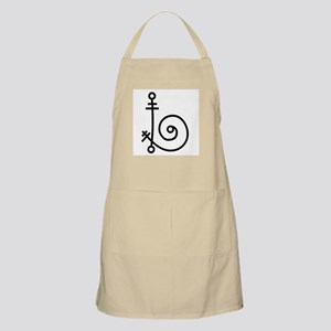 Whimsy letter L BBQ Apron
