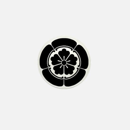 Oda Mokkou(B) Mini Button