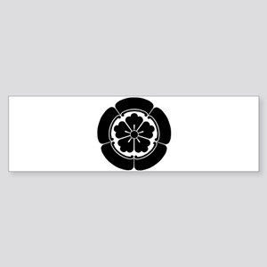 Oda Mokkou(B) Sticker (Bumper)