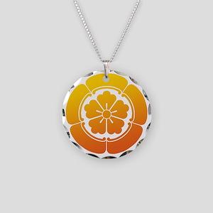 Oda Mokkou(YO) Necklace Circle Charm