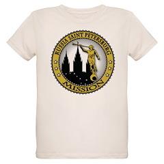 Russia Saint Petersburg LDS M T-Shirt
