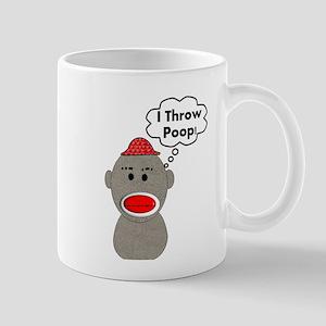 Monkey Throwing Poop Gifts Cafepress