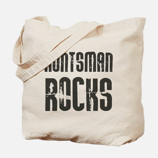 Jon Huntsman Rocks Tote Bag