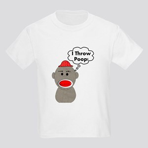 Sock Monkey Kids Light T-Shirt