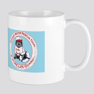 Newfoundland Life Guard Puppy Mug