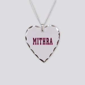 Mithra Necklace Heart Charm