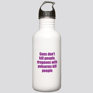 Dragoon Humor Stainless Water Bottle 1.0L