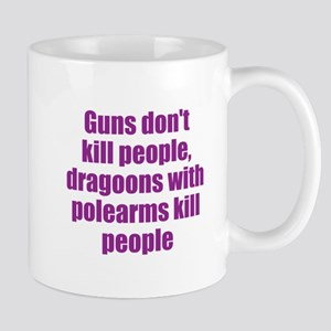 Dragoon Humor Mug