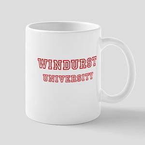 Windurst University Mug