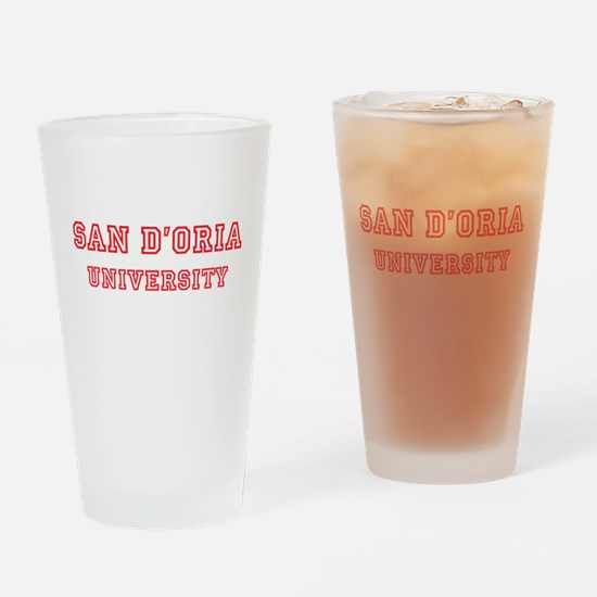 San D'Oria Drinking Glass