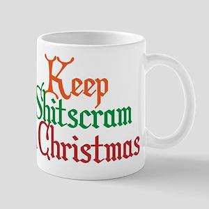 Merry Shitscram Mug