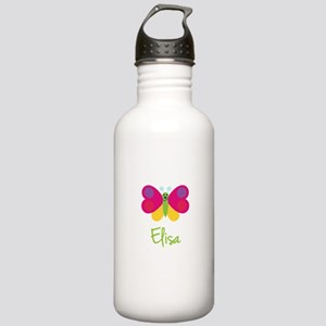 Elisa The Butterfly Stainless Water Bottle 1.0L