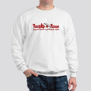 Naughty Nurse Sweatshirt