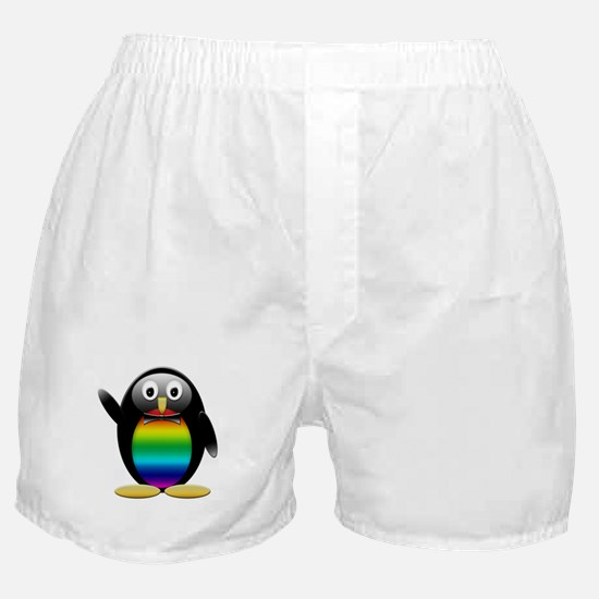 Penguin pride Boxer Shorts