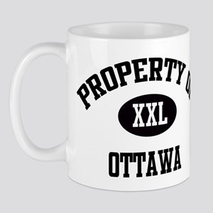Property of Ottawa Mug
