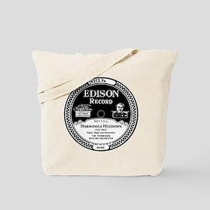 Harmonica Hoedown Tote Bag