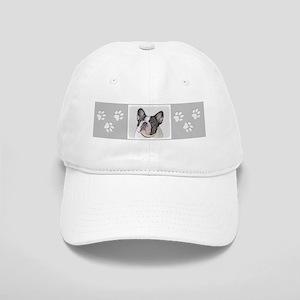 French Bulldog (Brindle Pied) Cap