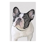 French Bulldog (Brindle P Postcards (Package of 8)
