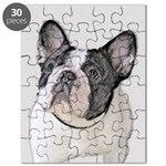 French Bulldog (Brindle Pied) Puzzle