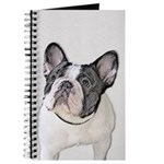 French Bulldog (Brindle Pied) Journal