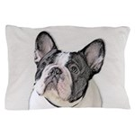French Bulldog (Brindle Pied) Pillow Case