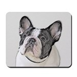 French Bulldog (Brindle Pied) Mousepad