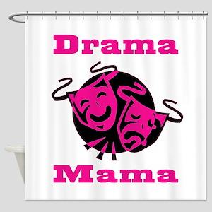 Drama Mama Shower Curtain