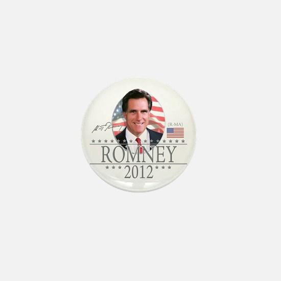 Team Mitt Romney Mini Button