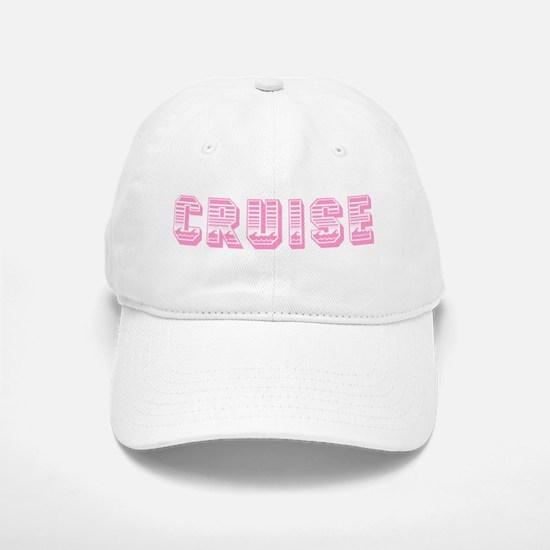 Cruise (pink) Baseball Baseball Cap