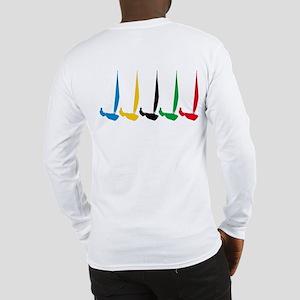 Sailing Regatta Long Sleeve T-Shirt