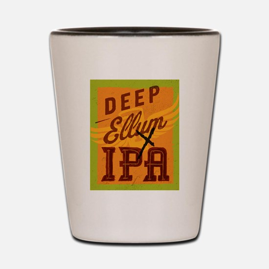 Cute Deep ellum brewing company Shot Glass