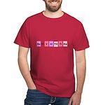 Geek Be My Valentine Dark T-Shirt