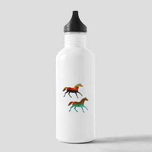 UNBRIDDLED SPIRITS Water Bottle