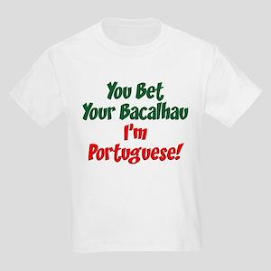 Bet Your Bacalhau Kids Light T-Shirt