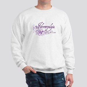 Fibromyalgia / Cure Sweatshirt