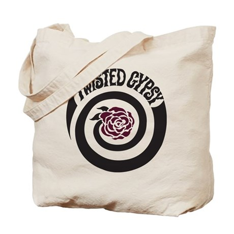 Twisted Gypsy Tote Bag