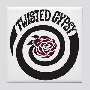 Twisted Gypsy Tile Coaster
