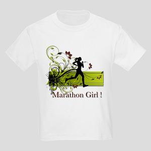 Marathon Girl Kids Light T-Shirt