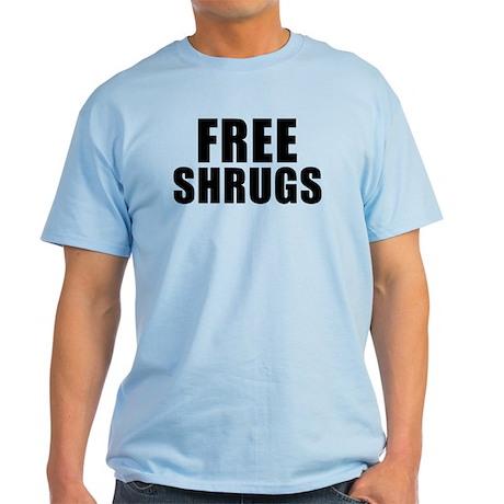 Free Shrugs Light T-Shirt