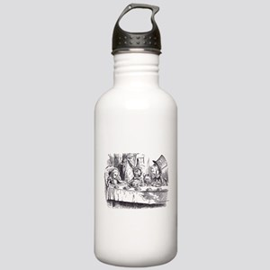 Mad Tea Party Stainless Water Bottle 1.0L